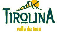 Logo Tirolina Valle de Tena